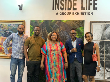 Inside Life group exhibition