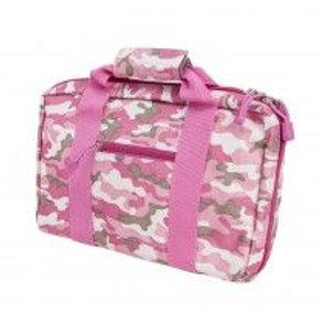 VISM® by NcSTAR® DISCREET PISTOL CASE/PINK CAMO