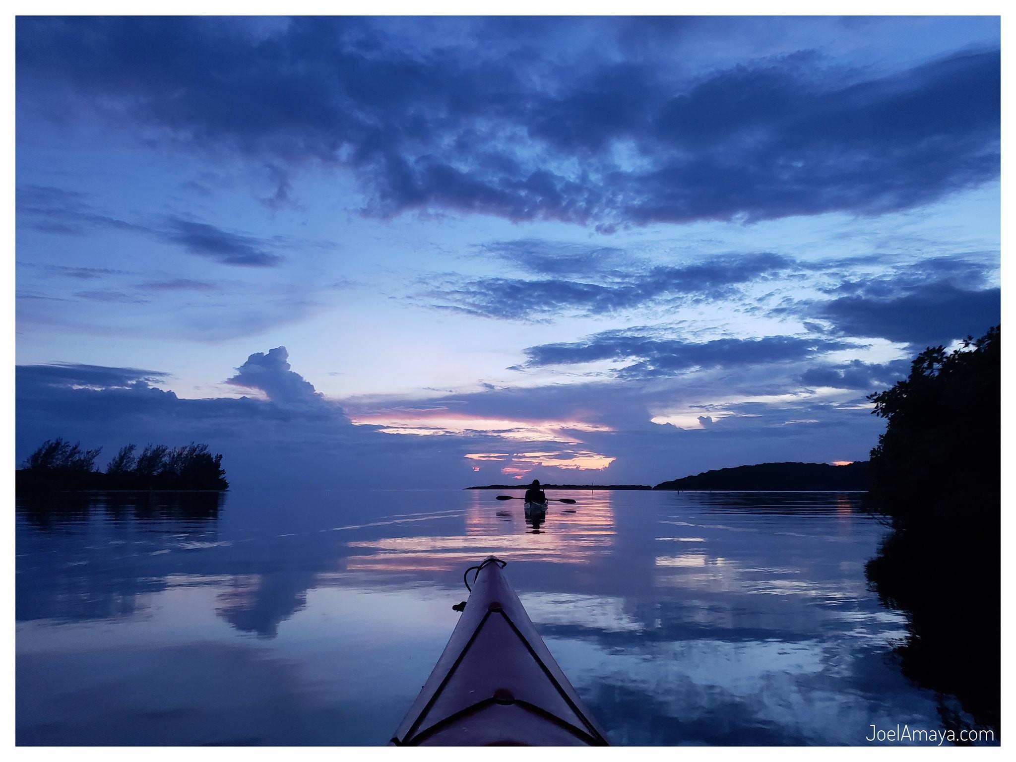 Multi-Day Sea Kayak Tour