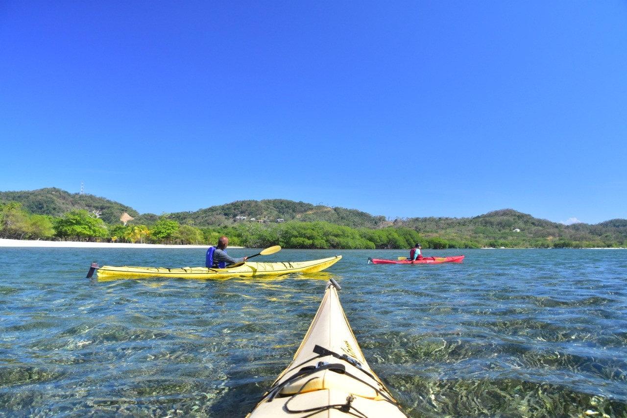 Sea Kayak Tour Full Day