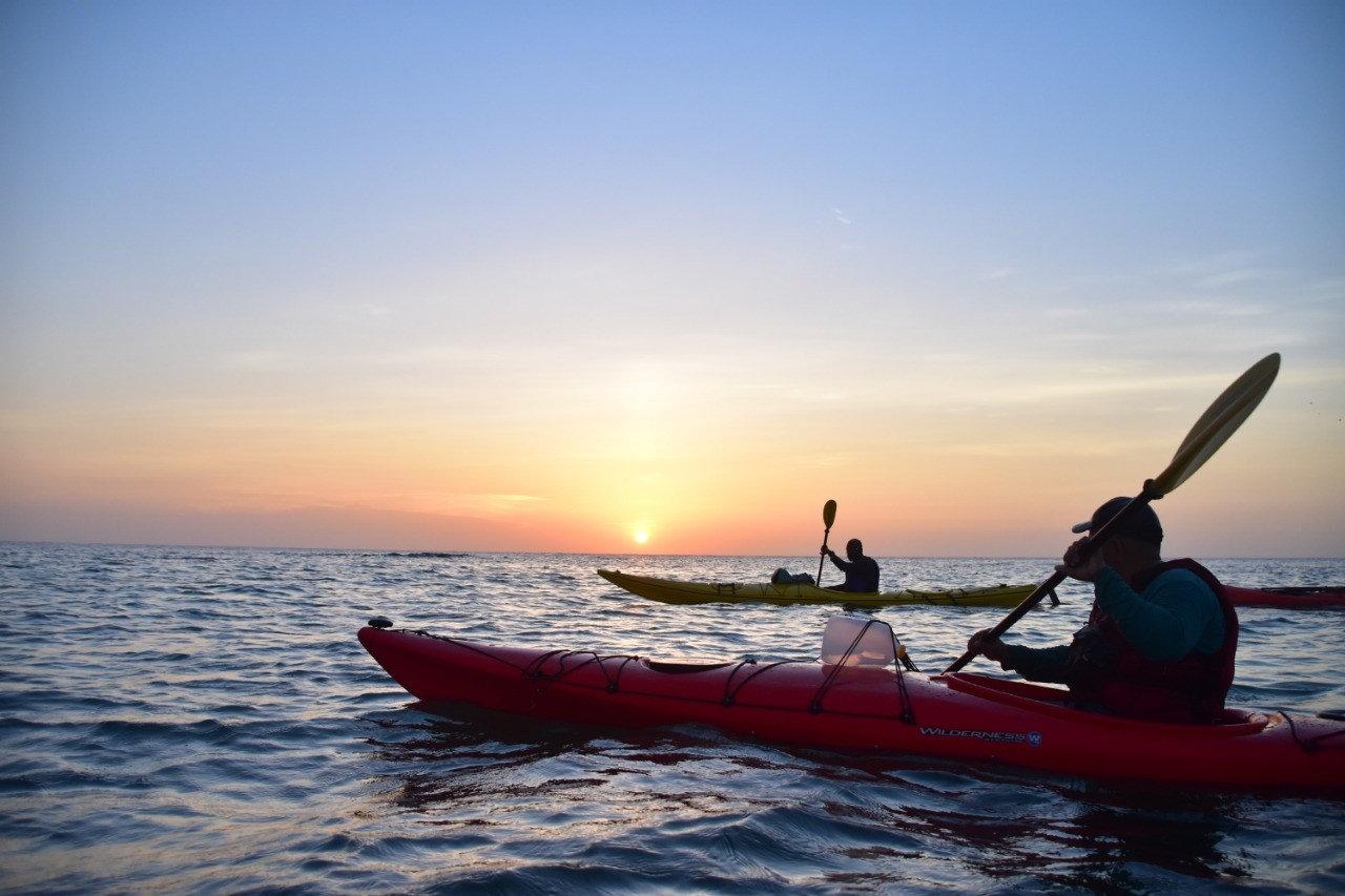 Sea Kayak Half Day