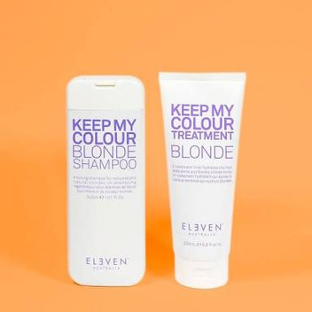 Blonde Shampoo Facts!