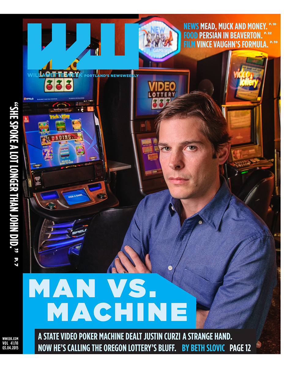 Willamette Week Cover