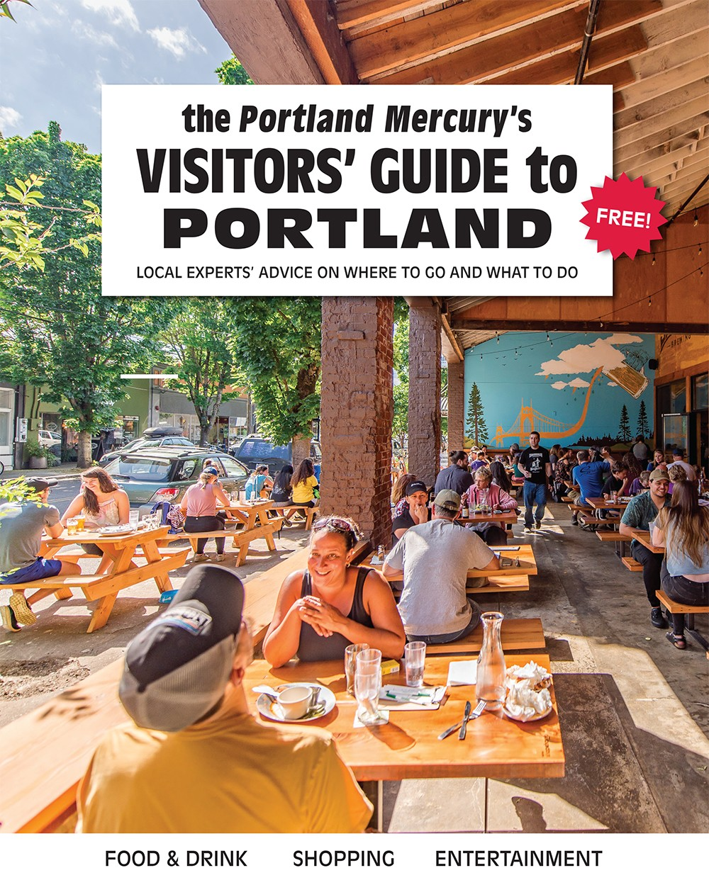Visitor's Guide to Portland Cover