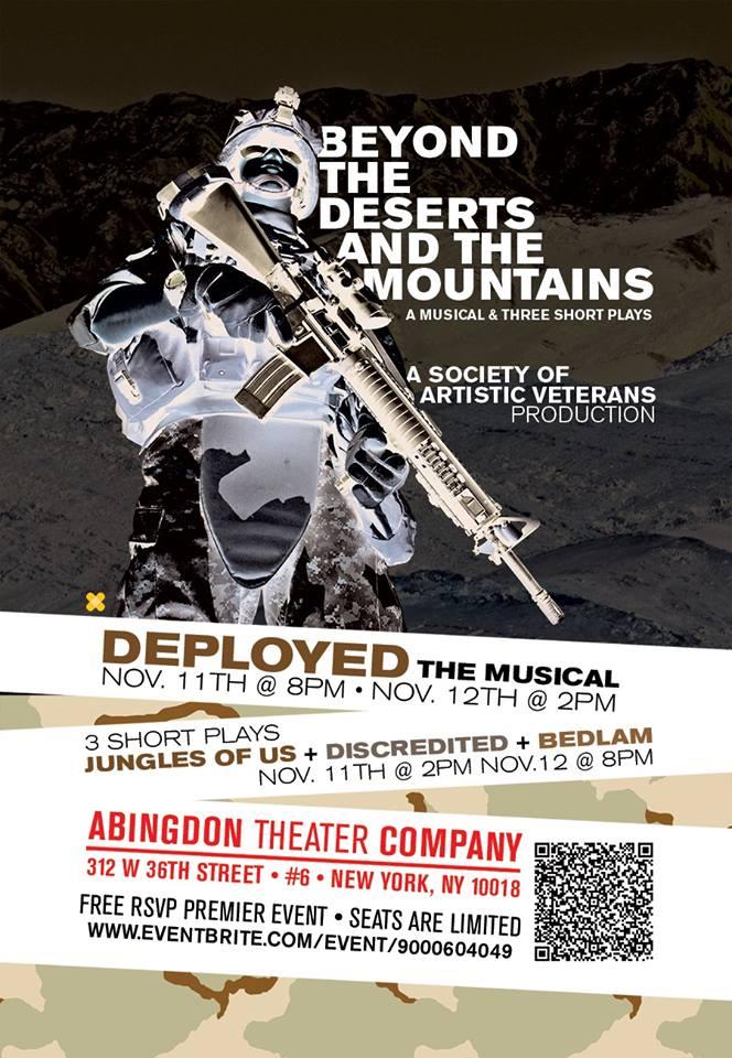Deployed Poster 11.11.13