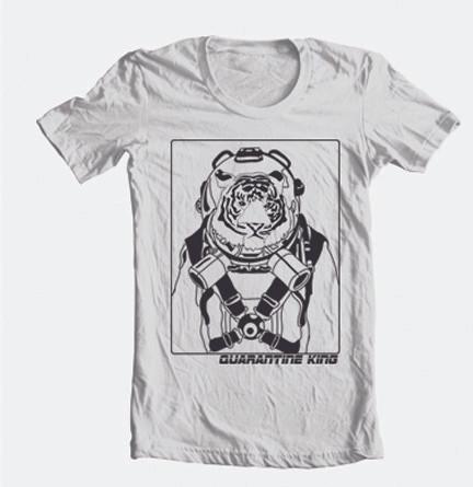Quarantine King Shirt