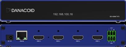 DE-HDMI/4TX