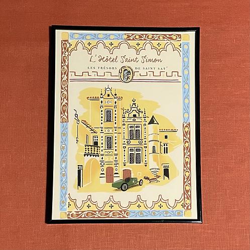 Trésors - Hôtel Saint Simon