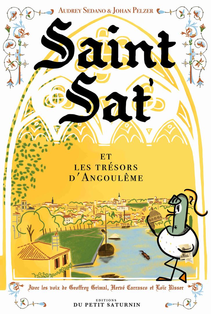 Couverture Saint Sat' tome 2