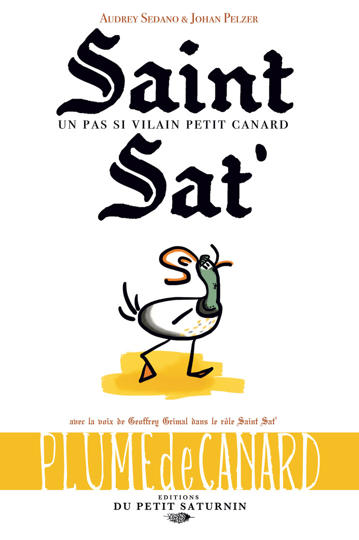 Couverture Saint Sat' tome 1