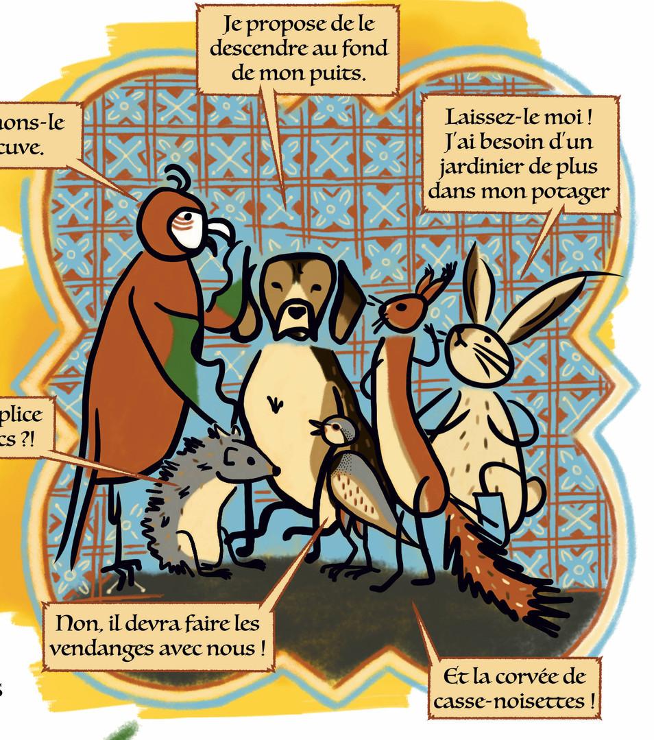 Saint Sat' un pas si vilain petit canard