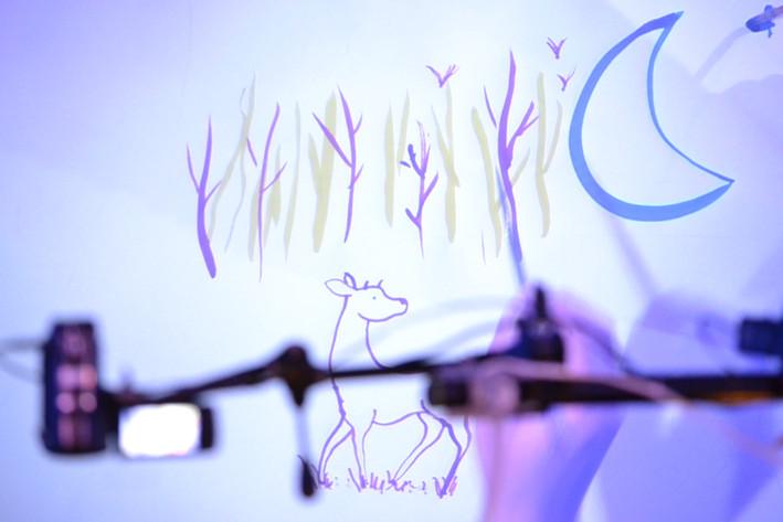 Concert dessiné St Sat'