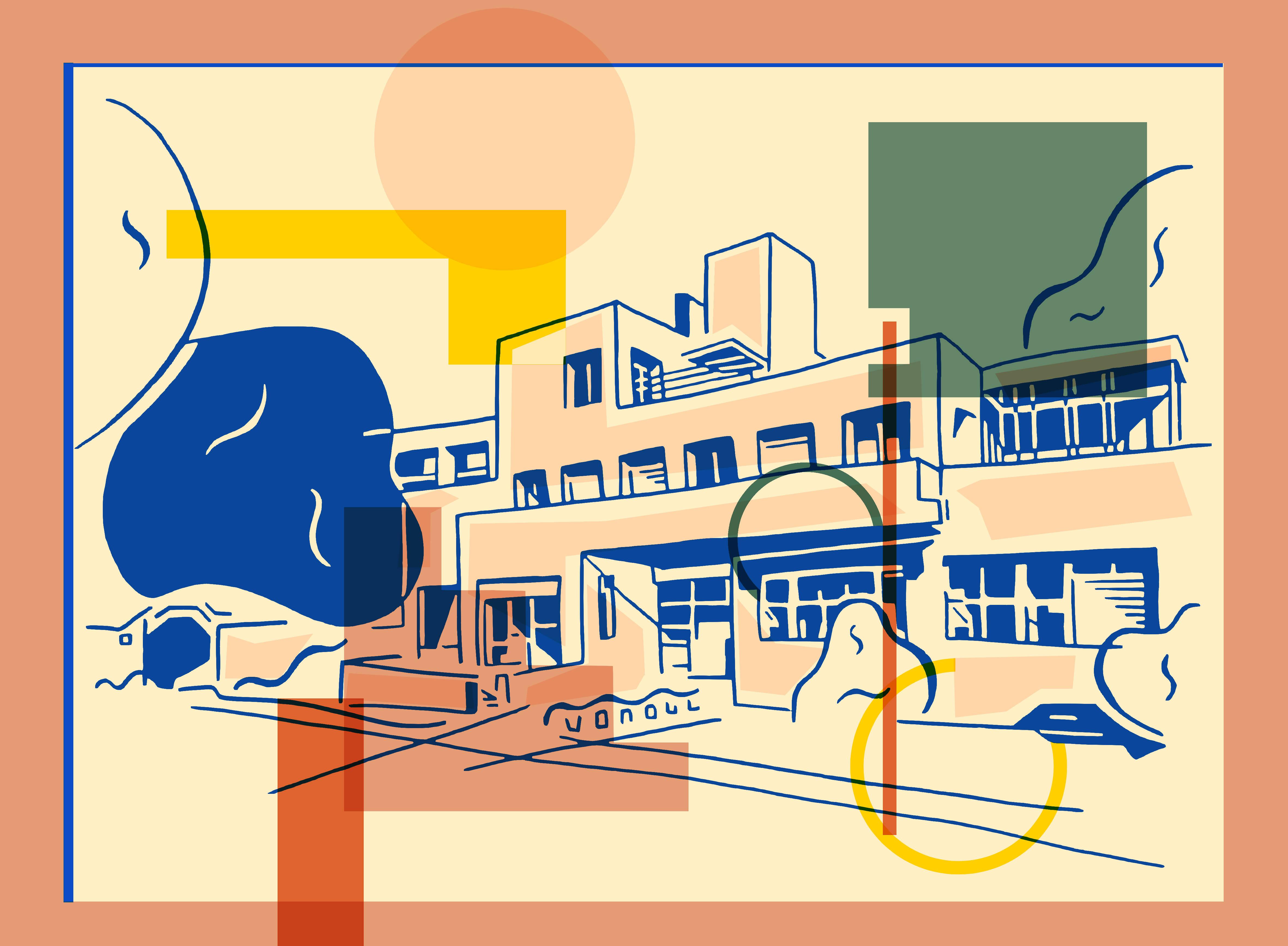 Cités Modernes