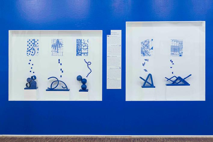 Verrières - Linogravure & sculpture