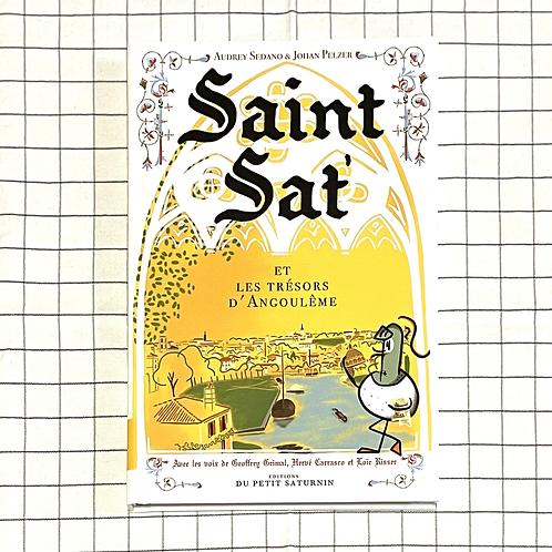 Saint Sat' et les trésors d'Angoulême