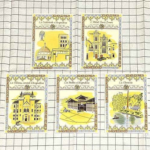 Cartes postales Saint Sat' à Angoulême