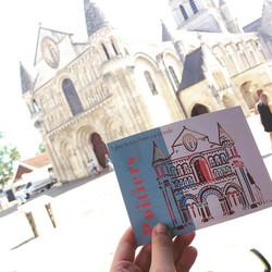 Cartes postales Poitiers