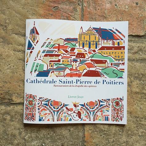 Livret jeux Cathédrale de Poitiers - A.j