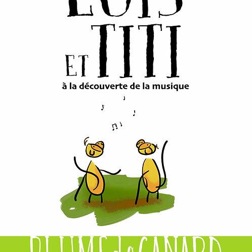 Luis & Titi à la découverte de la musique
