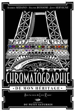Concert dessiné Chromatographie de mon héritage