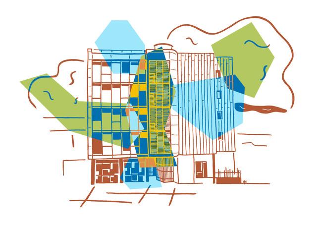 Bâtiment 107 - Angoulême
