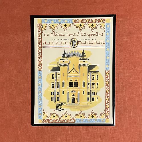 Trésors - Château comtal