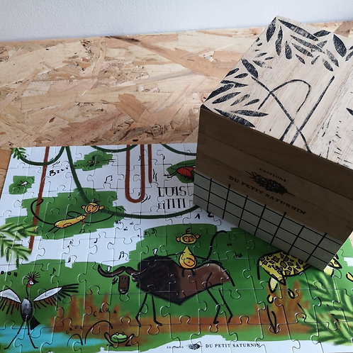 Puzzle Luis & Titi