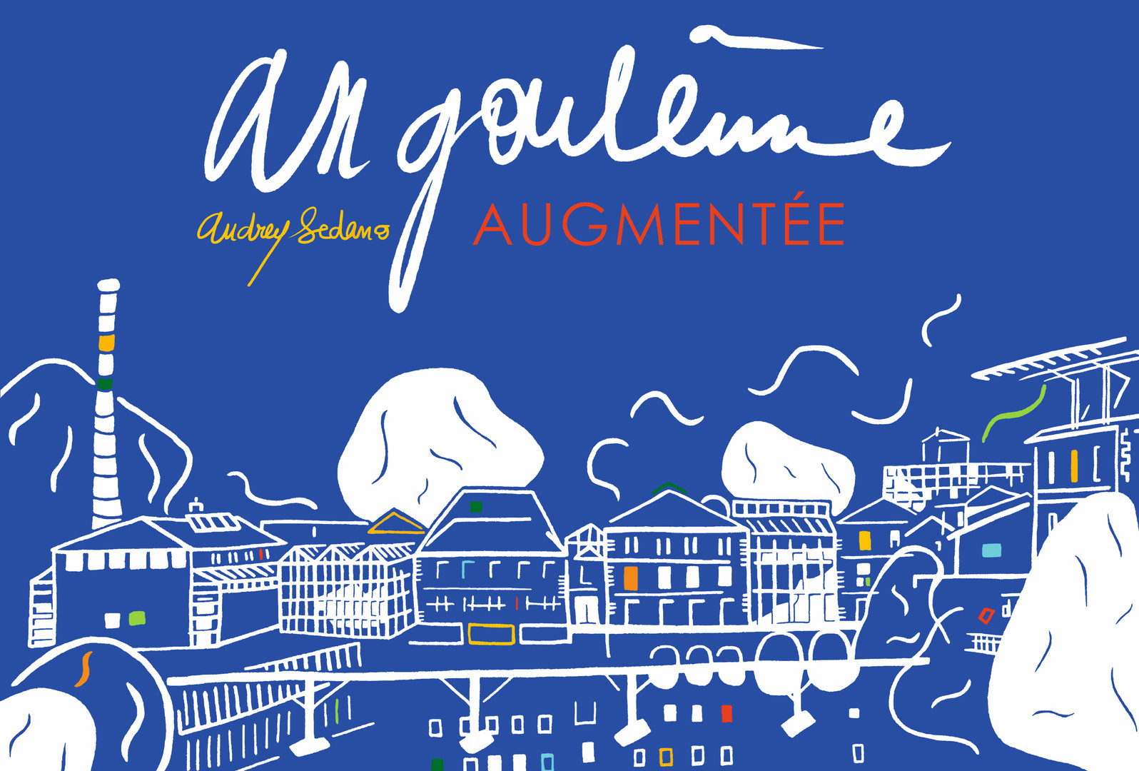 Couverture Angoulême Augmentée
