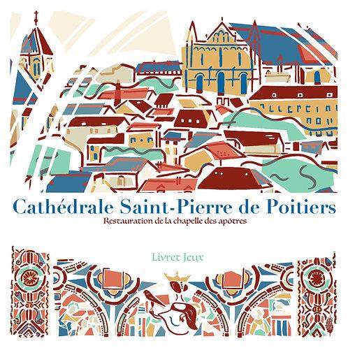 Livret Jeux Cathédrale de Poitiers