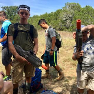 Squad STX Boys Summer Camp