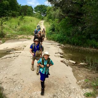 Squad STX Boys Camping