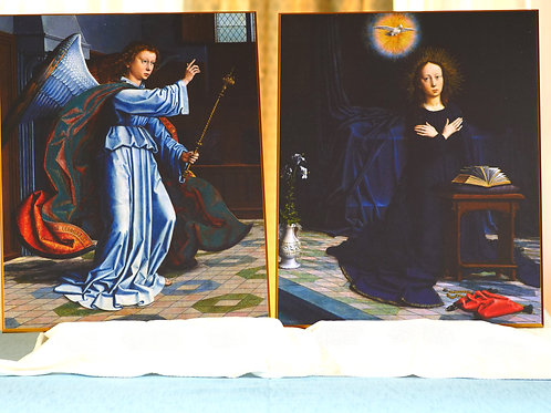 The Annunciation - Gerard David