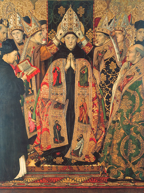The Consecration of Saint Augustine