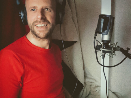Recording The Light Hunters audiobook