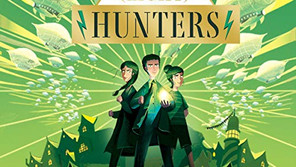 Stop press! The Light Hunters audiobook is here
