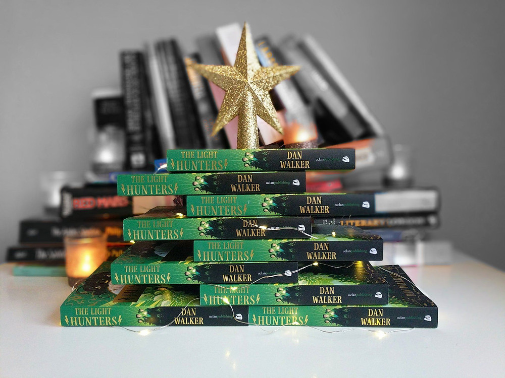 Christmas tree, book Christmas tree