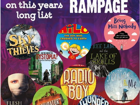 Sky Thieves on this year's Reading Rampage longlist