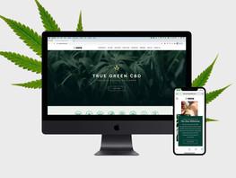 Vero Naturals Website