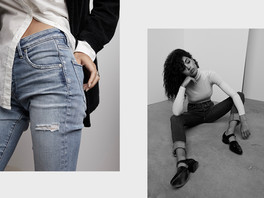 Silver Jeans Co. 'For Us' Lookbook
