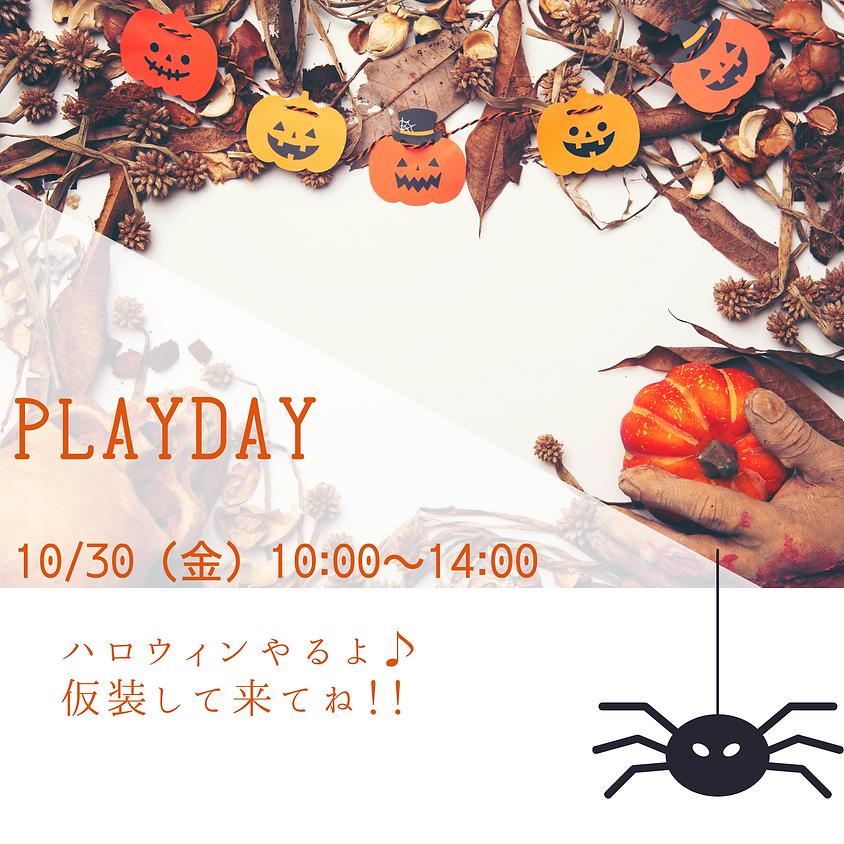 10/30 PLAYDAY