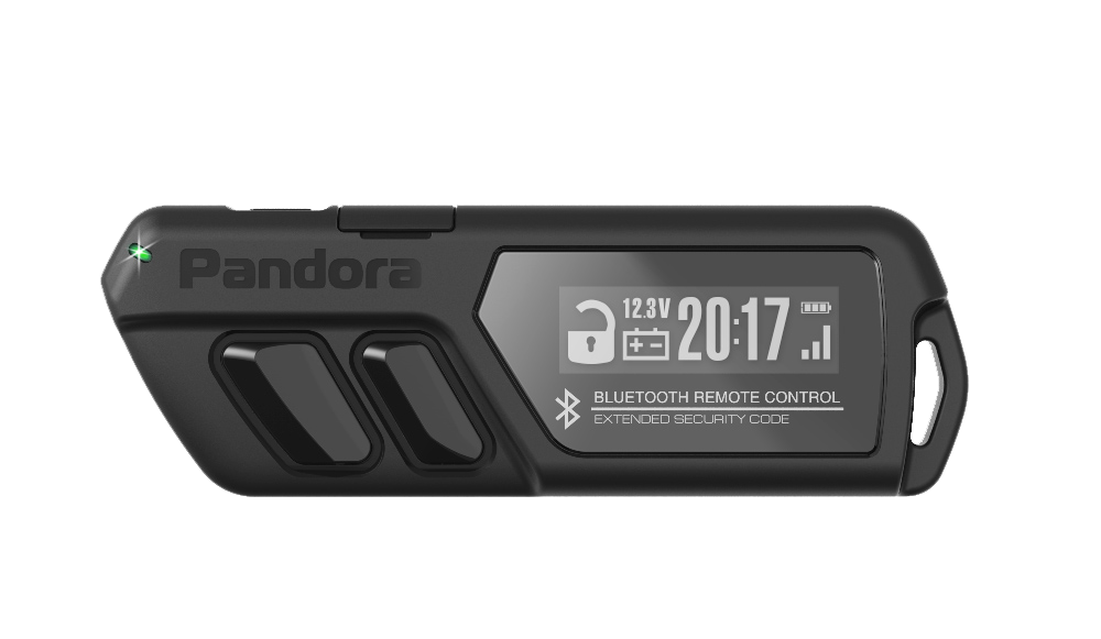 LCD Bluetooth Tag