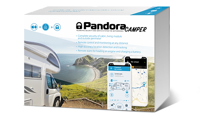 Pandora camper car alarms thatcham appro
