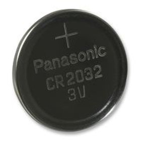 Panasonic Lithium CR2032 Cell Battery