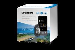 Pandora Light Pro V2 Car Alarm with Long range LCD Pager & Bluetooth
