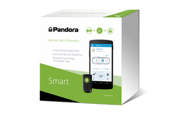 Pandora Smart A GSM Car Alarm which Keep connected to your car through your smartphone
