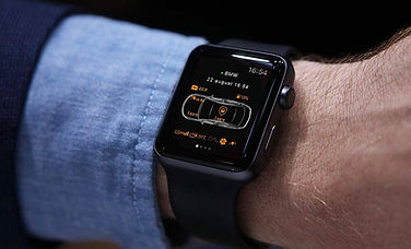 pandora car alarms iwatch apple smartwat