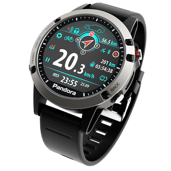pandora watch2 iphone ios android car al