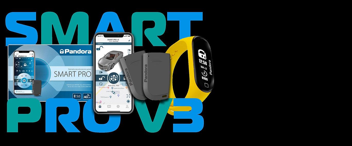 1-MAY 2021 OFFER Pandora smart pro v3 ca