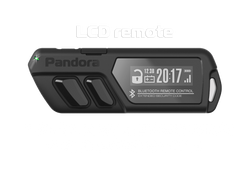 Pager LCD bluetooth remote