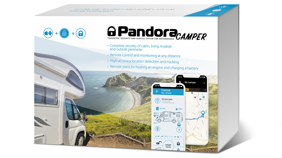 Pandora Camper